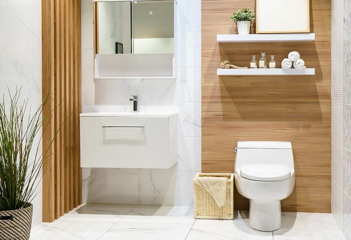 toilettes qui sentent bon